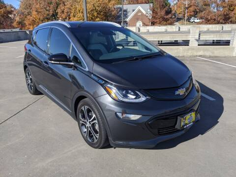 2017 Chevrolet Bolt EV for sale at QC Motors in Fayetteville AR