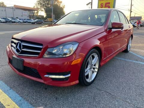 2014 Mercedes-Benz C-Class for sale at MFT Auction in Lodi NJ