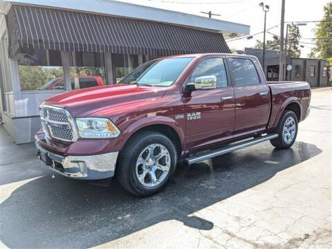 2017 RAM Ram Pickup 1500 for sale at GAHANNA AUTO SALES in Gahanna OH