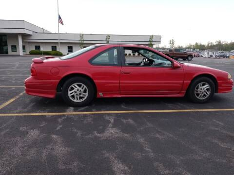 1996 Ford Thunderbird for sale at Sportscar Group INC in Moraine OH