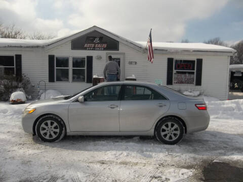 2009 Toyota Camry for sale at R & L AUTO SALES in Mattawan MI