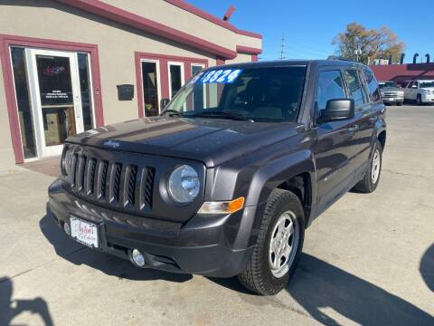 2015 Jeep Patriot for sale at Sexton's Car Collection Inc in Idaho Falls ID