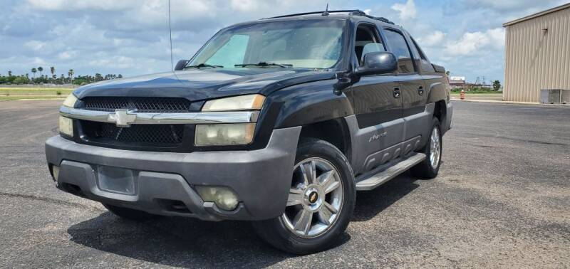 2005 Chevrolet Avalanche for sale at BAC Motors in Weslaco TX