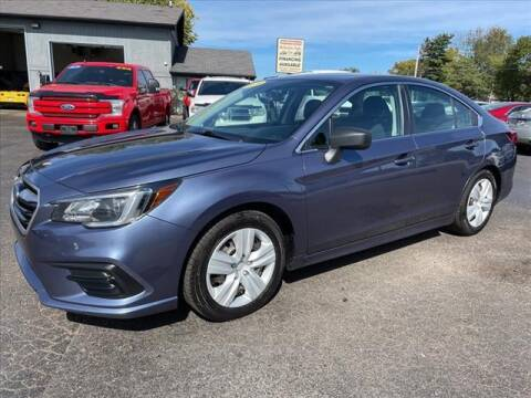 2018 Subaru Legacy for sale at HUFF AUTO GROUP in Jackson MI