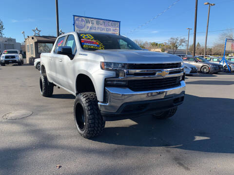 2020 Chevrolet Silverado 1500 for sale at 5 Star Auto Sales in Modesto CA