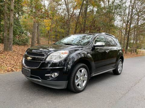 2014 Chevrolet Equinox for sale at US 1 Auto Sales in Graniteville SC