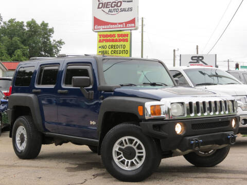 2009 HUMMER H3 for sale at Diego Auto Sales #1 in Gainesville GA