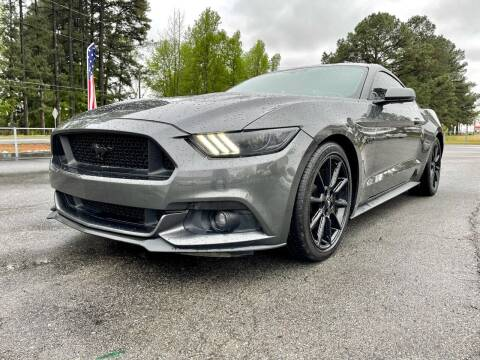 2016 Ford Mustang for sale at Airbase Auto Sales in Cabot AR