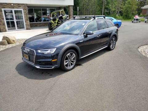 2018 Audi A4 allroad for sale at GT Toyz Motor Sports & Marine in Halfmoon NY