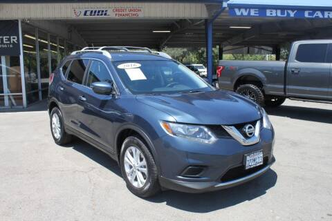 2016 Nissan Rogue for sale at City Auto Center in Davis CA