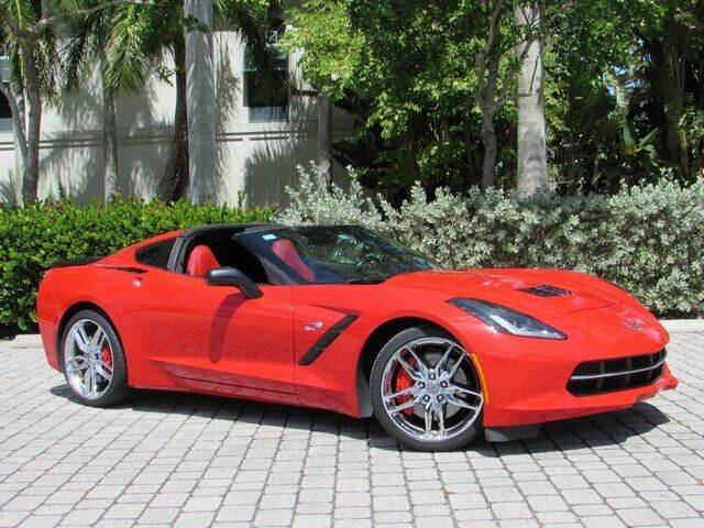 2014 Chevrolet Corvette for sale at Auto Quest USA INC in Fort Myers Beach FL