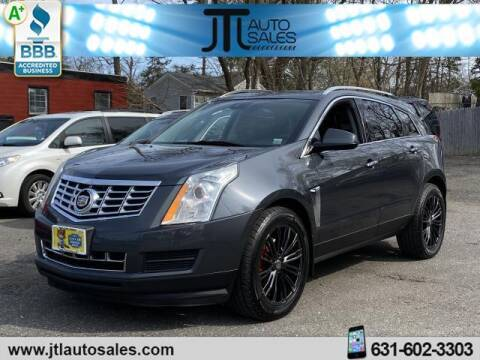 2013 Cadillac SRX for sale at JTL Auto Inc in Selden NY