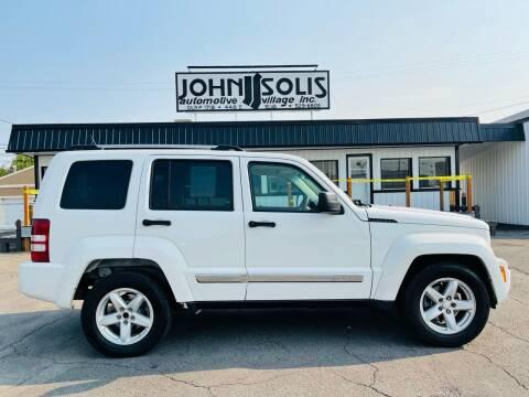 2010 Jeep Liberty for sale at John Solis Automotive Village in Idaho Falls ID