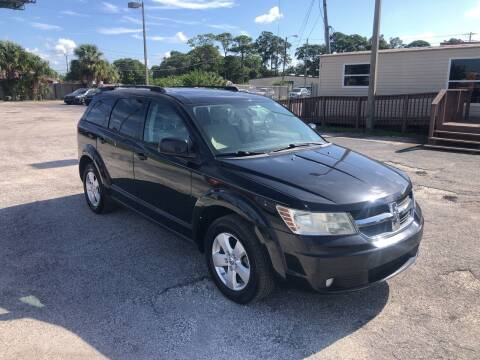 2010 Dodge Journey for sale at Friendly Finance Auto Sales in Port Richey FL