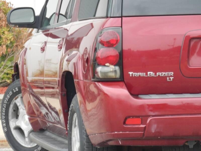 2006 Chevrolet TrailBlazer EXT for sale at Moto Zone Inc in Melrose Park IL