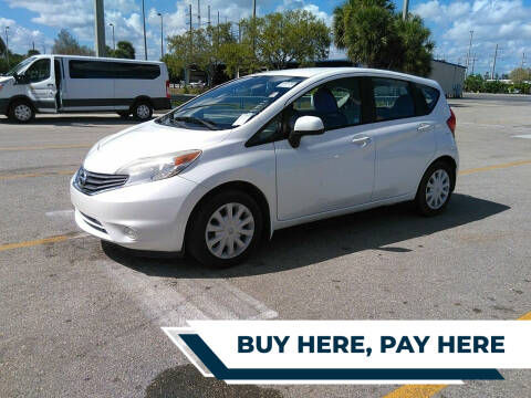 2014 Nissan Versa Note for sale at Best Auto Deal N Drive in Hollywood FL