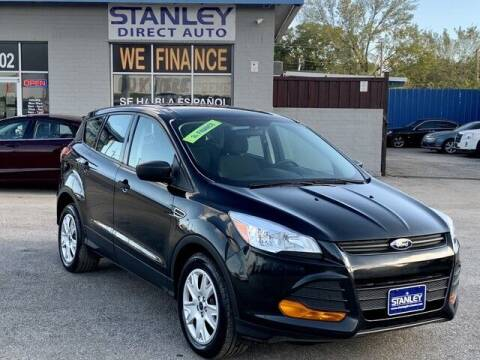 2014 Ford Escape for sale at Stanley Direct Auto in Mesquite TX