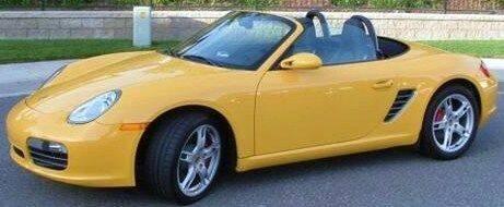 2005 Porsche Boxster for sale at Black Tie Classics in Stratford NJ