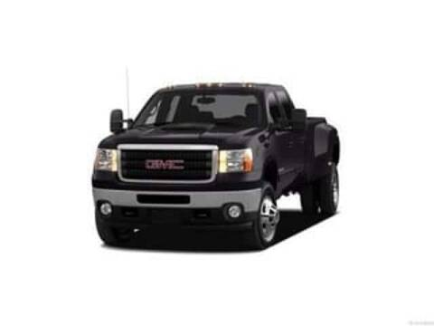 2013 GMC Sierra 3500HD for sale at Griffeth Mitsubishi - Pre-owned in Caribou ME