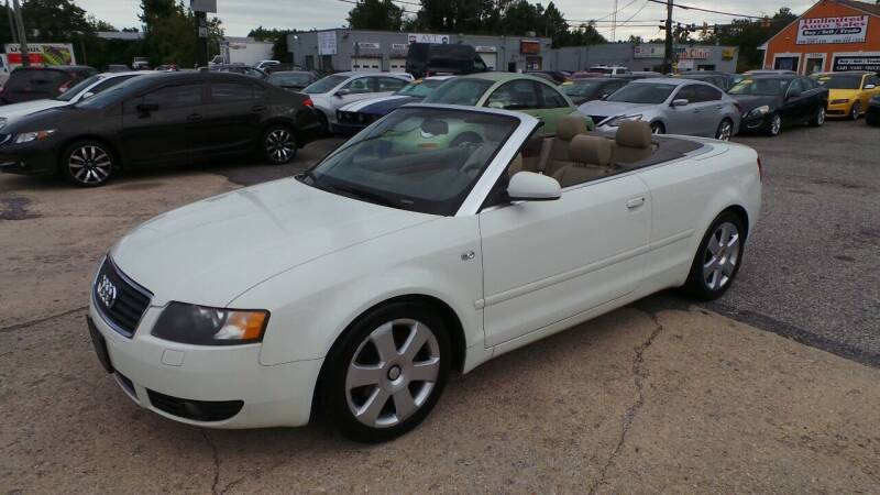 2006 Audi A4 for sale at Unlimited Auto Sales in Upper Marlboro MD