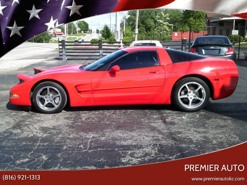 2004 Chevrolet Corvette for sale at Premier Auto in Independence MO