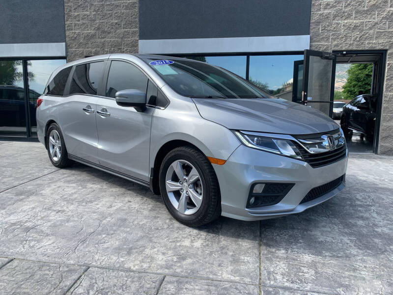 2018 Honda Odyssey for sale at Berge Auto in Orem UT