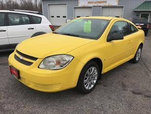 2009 Chevrolet Cobalt for sale at FUSION AUTO SALES in Spencerport NY