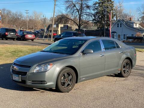 2009 Chevrolet Malibu for sale at Tonka Auto & Truck in Mound MN