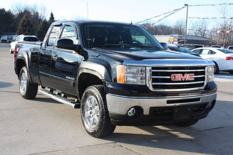 2012 GMC Sierra 1500 for sale at Sandusky Auto Sales in Sandusky MI