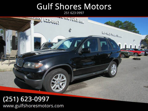 2004 BMW X5 for sale at Gulf Shores Motors in Gulf Shores AL