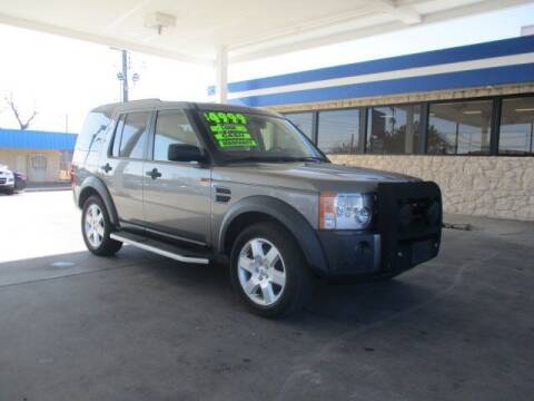 2008 Land Rover LR3 for sale at CAR SOURCE OKC - CAR ONE in Oklahoma City OK