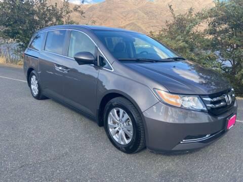 2016 Honda Odyssey for sale at Clarkston Auto Sales in Clarkston WA