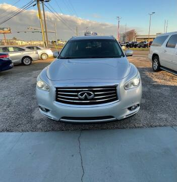 2013 Infiniti JX35 for sale at Advance Auto Wholesale in Pensacola FL
