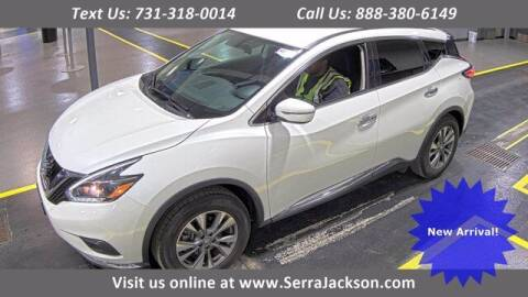 2018 Nissan Murano for sale at Serra Of Jackson in Jackson TN