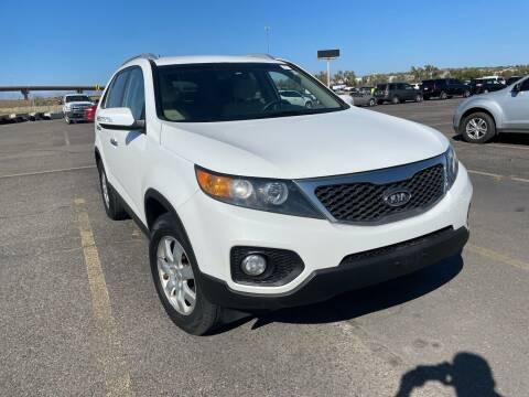 2013 Kia Sorento for sale at Capitol Hill Auto Sales LLC in Denver CO