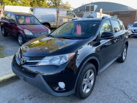 2015 Toyota RAV4 for sale at Drive Deleon in Yonkers NY