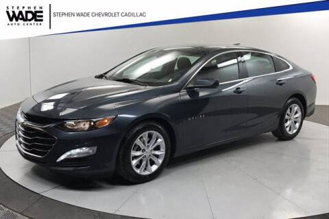 2020 Chevrolet Malibu for sale at Stephen Wade Pre-Owned Supercenter in Saint George UT