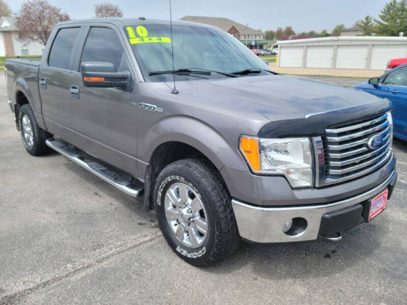 2010 Ford F-150 for sale in North Liberty, IA
