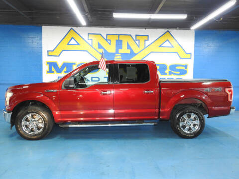 2017 Ford F-150 for sale at ANNA MOTORS, INC. in Detroit MI