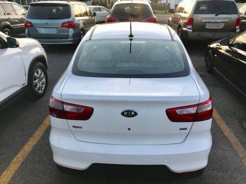 2016 Kia Rio for sale at Tiger Auto Sales in Columbus OH