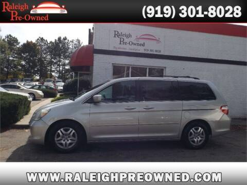 2007 Honda Odyssey for sale at Raleigh Pre-Owned in Raleigh NC