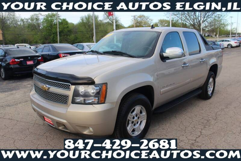 2007 Chevrolet Avalanche for sale at Your Choice Autos - Elgin in Elgin IL