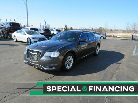 2016 Chrysler 300 for sale at A to Z Auto Financing in Waterford MI