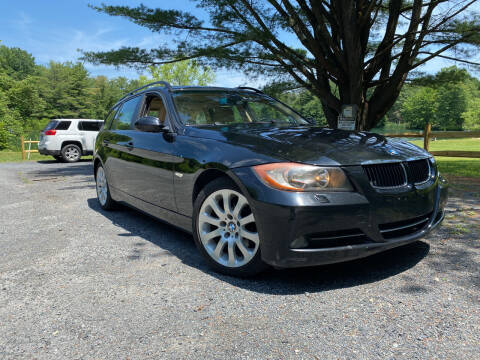 2007 BMW 3 Series for sale at Deals On Wheels LLC in Saylorsburg PA