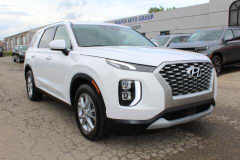 2020 Hyundai Palisade for sale at SHAFER AUTO GROUP in Columbus OH