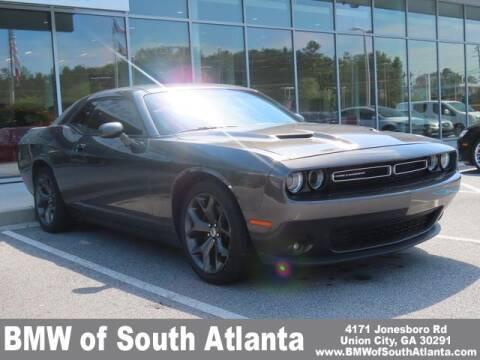2018 Dodge Challenger for sale at Carol Benner @ BMW of South Atlanta in Union City GA