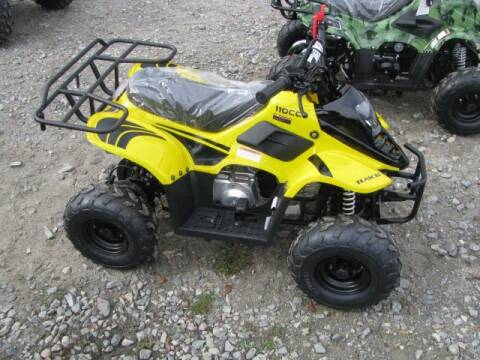 2020 HAWK G2 110CC for sale at Johnson Used Cars Inc. in Dublin GA