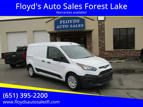 2018 Ford Transit Connect Cargo for sale at Floyd's Auto Sales Forest Lake in Forest Lake MN