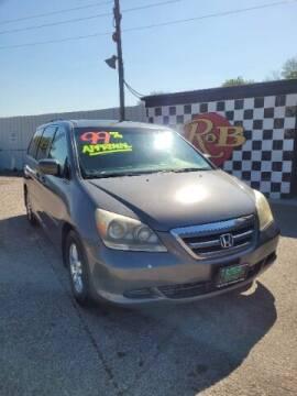 2007 Honda Odyssey for sale at www.rnbfinance.com in Dallas TX
