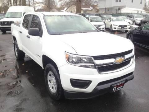 2017 Chevrolet Colorado for sale at EMG AUTO SALES in Avenel NJ